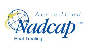 accredited Nadcap Heat treating